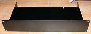 19-034-Rack-Tray-With-Blank-Face-Black-2H-x-10-034-Deep