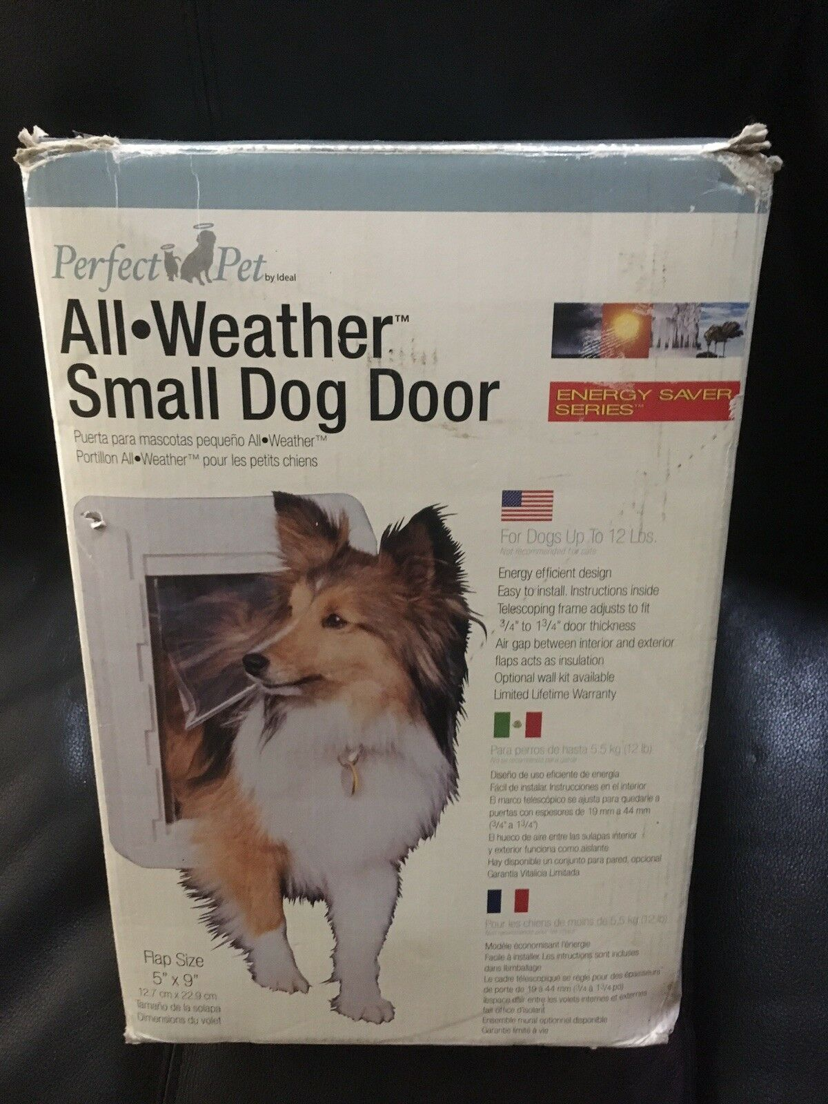 Perfect Pet by Ideal Small All Weather Pet Door
