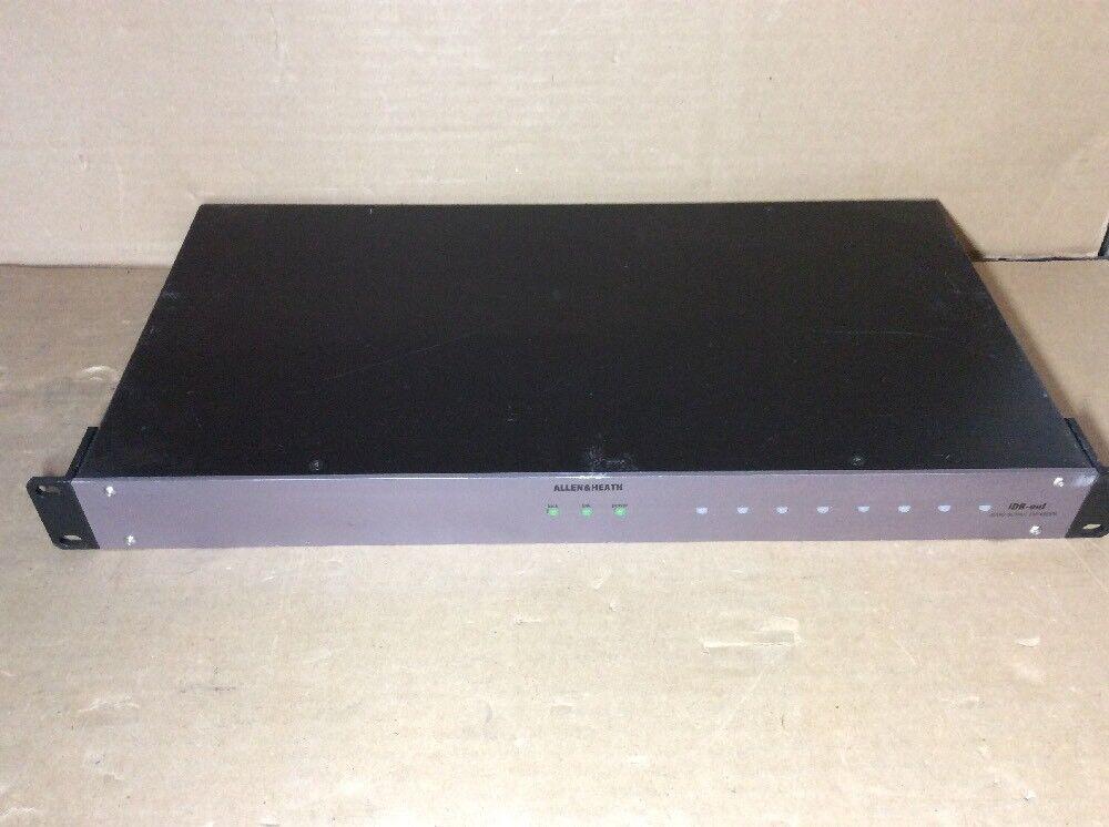Allen & Heath iDR-OUT 8 XLR Line Out Schalter Controller Expander
