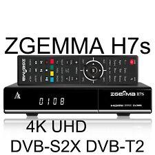 ZGEMMA H7S S2X+T2+C TRIPLO TUNER SPEDIZIONE GRATUITA