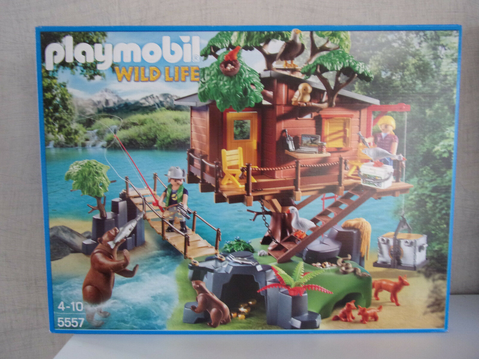 **NEU** PLAYMOBIL® 5557 Abenteuer-Baumhaus **OVP** Playmobil
