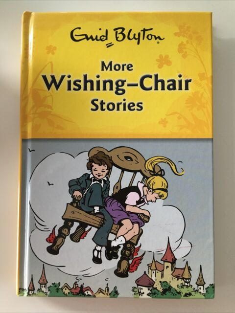 Enid Blyton More wishing chair stories Englisch