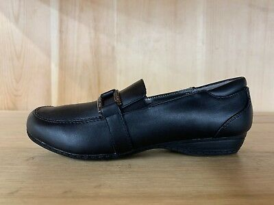 BLACK PENNY LOAFER KENNETH COLE REACTION GIRLS DRESS SHOES ...