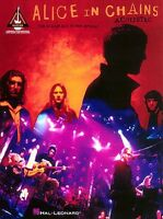 Alice In Chains Acoustic Sheet Music Guitar Tablature 000690178