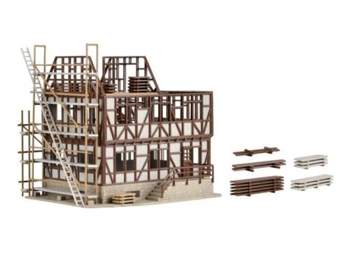 Vollmer 46889 Fachwerk-Rohbau Bausatz Spur H0