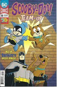 SCOOBY-DOO-TEAM-UP-50-DC-COMICS-BAT-MITE-SCOOBY-MITE-COVER-A