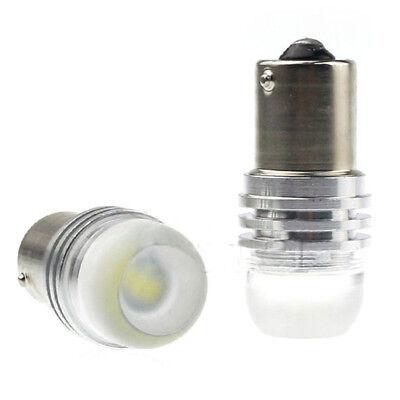 10X 1156 BA15S P21W DC CREE Q5 LED Auto Car LED Reverse Light Lamp Bulb White