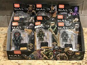 Halo-Heroes-Series-1-2-3-4-6-7-8-9-10-amp-11-Mega-Construx-Bloks-YOUR-CHOICE