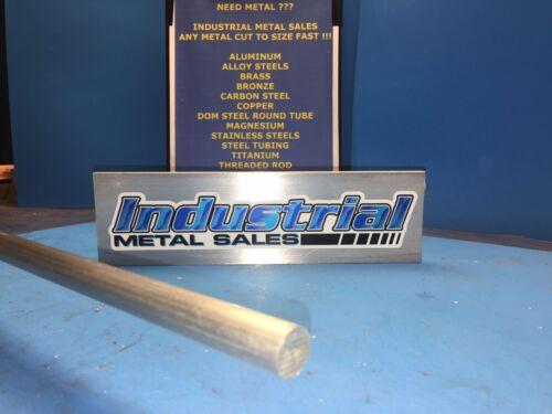 "1//2/"" Dia x 12/""-Long  6061 T6511 Aluminum Round Bar--/>.500/"" Dia 6061 T6511 Rod"