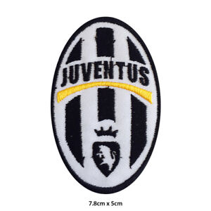 Juventus-Football-Club-Embroidered-Patch-Iron-on-Sew-On-Badge-For-Clothes-etc
