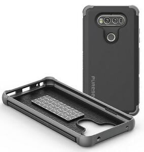 PUREGEAR-BLACK-DUALTEK-EXTREME-RUGGED-CASE-ANTI-SHOCK-COVER-FOR-LG-V20-PHONE