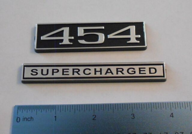 350 TURBOCHARGED black plastic with Chrome   emblem emblems badge new