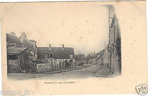 77-cpa-MORMANT-Rue-des-Bordes