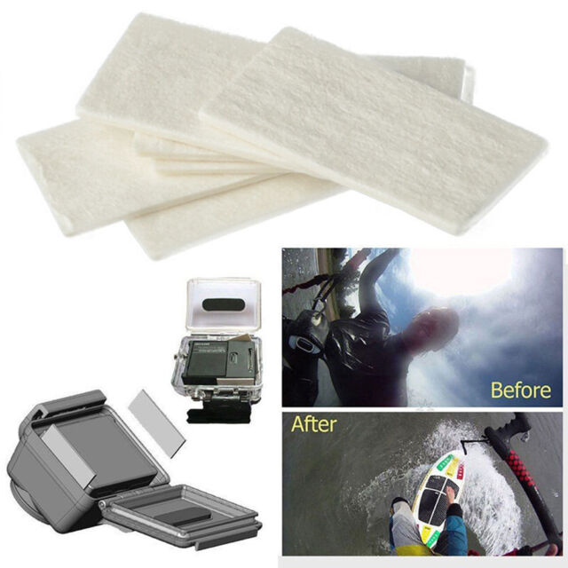 12X Pro Camera Camcorder*Drying Anti-Fog Inserts for HD Hero 1 2 3 4*OJ