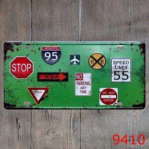 Metal-Tin-Sign-signs-Decor-Bar-Pub-Home-Vintage-Retro-Poster-Cafe-ART