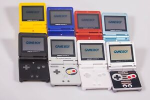 Nintendo GameBoy Advance SP *Choose Your Color* AGS-001 GBA Console US STOCK NOW