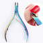BORN-PRETTY-Nail-Cuticle-Remover-Pusher-Nipper-Clipper-Tweezers-Pedicure-Tools thumbnail 19