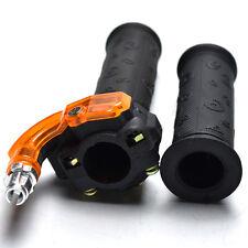 Throttle Grip Handle Bar for 47cc 49cc 66cc 80cc Moto Dirt Pit ATV Buggy Pocket