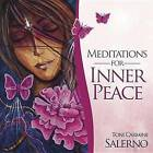 Meditations for Inner Peace by Toni Carmine Salerno (CD-Audio, 2014)