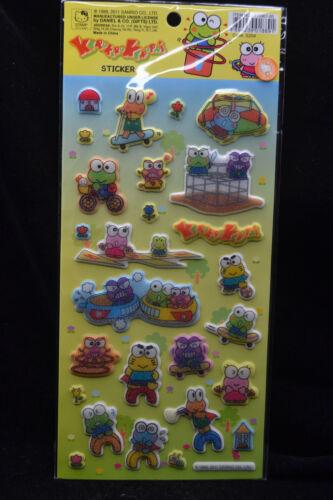 Sanrio Kero KeroKero Keroppi Playground Stickers ver 11