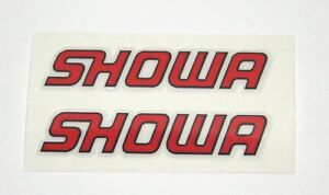 SHOWA DECALS STICKERS for SHOCK FORKS DUCATI 748 916 996 998 7426764065995