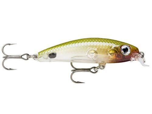 Rapala Ultra Light Minnow 6cm 4g ULM06 Coulant lent Leurre Poisson nageur