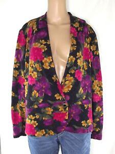 romy-giacca-maglione-donna-vintage-anni-70-lana-angora-taglia-it-46