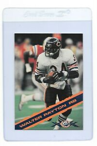 WALTER-PAYTON-1995-Montgomery-Ward-Chicago-BEARS-Football-Super-Bowl-XX-CARD-6