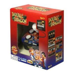 Double-Dragon-Prise-Et-Play-Neuf-Arcade-Jeu-Jouets