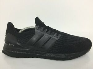 Adidas-Ultra-Boost-Black-Textile-Sports-Sneaker-Trainer-Men-Size-UK-9-Eur-43