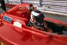 Gerhard Berger Ferrari 640 German Grand Prix 1989 Photograph 3