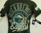 Philadelphia Eagles NFL Short Sleeve T- Shirt  Adult Size Large Free Shipping