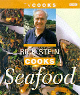 """AS NEW"" Rick Stein Cooks Seafood (TV Cooks), Stein, Rick, Book"