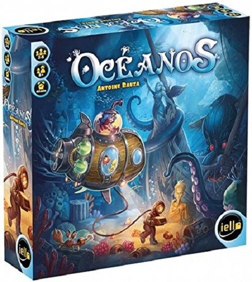 Oceanos Board Game - New