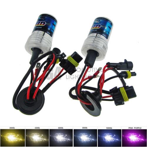 2x NEW Xenon H10 9145 9140 HID Bulbs AC 35W 9-16V Replacement Fog Light Bulb