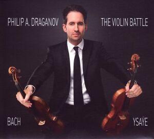 Philip-A-DRAGANOV-The-Violin-Battle-1-CD-NEUF
