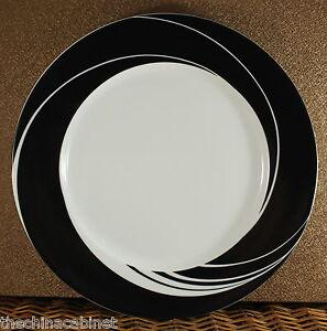 Image is loading BLOCK-SPAL-JEWELS-JACK-PRINCE-BLACK-PEARL-4- & BLOCK SPAL JEWELS JACK PRINCE BLACK PEARL (4) DINNER PLATES PLATE ...