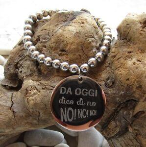 Bracciale-Buoni-Propositi-DA-OGGI-DICO-DI-NO-Acciaio-316L