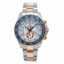 Rolex Yacht-Master II White Men's Oysterlock Clasp Watch - 116681