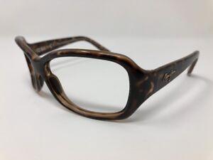 0f70a10e51ce MAUI JIM Pearl City MJ 214-10 Tortoise Sunglass Frames 63/17/125 ...