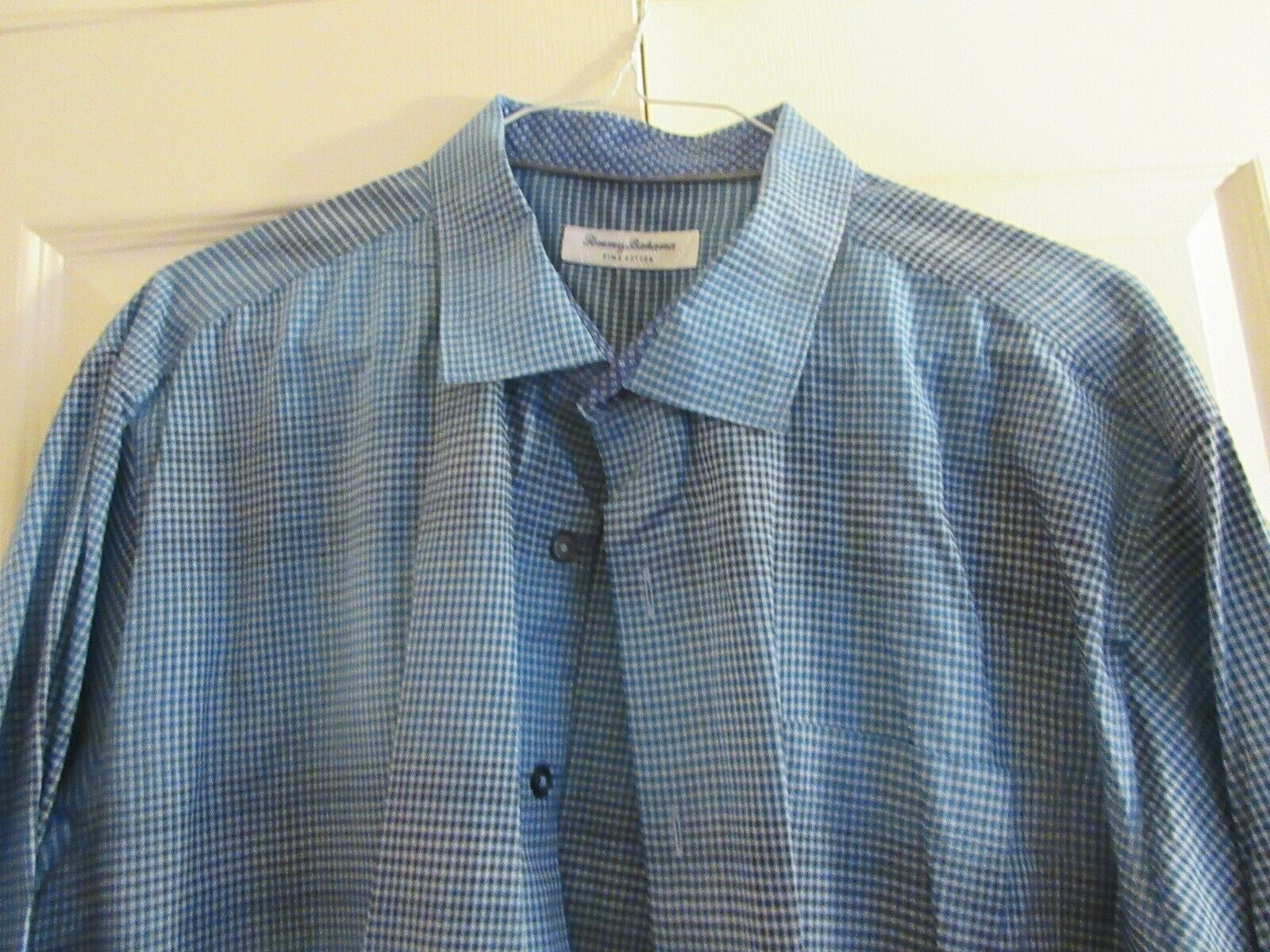Tommy Bahama , Long Sleeve Men's Shirt , XL/TG , Pima C