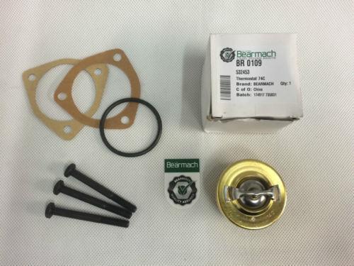 Bearmach Land Rover Serie 3 81 Auf Thermostat 4 Zylinder 2.25 L 74C Grad