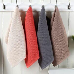 1pc 100/% Turkish Cotton Bath Towel Face Care Hand Cloth Soft Towel Bathroom U