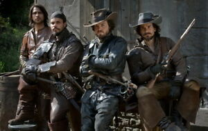 009-The-Musketeers-Season1-2-3-4-Fight-Hot-TV-Shows-37-034-x24-034-Poster