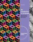 An Introduction to Language von Nina Hyams, Victoria A. Fromkin und Robert Rodman (2013, Taschenbuch)