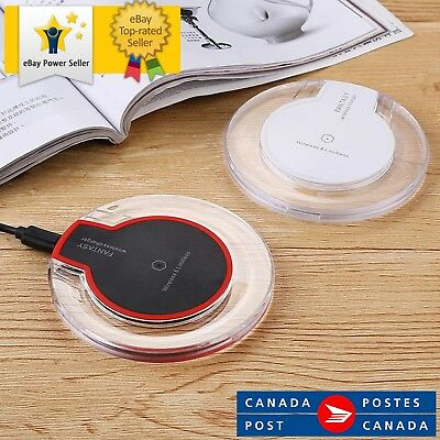 Universal QI Wireless Charger Pad for Iphone / Android