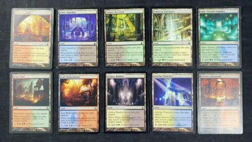Mtg Magic The Gathering Bounce Land Ravnica Set Of 10 Cards Hp Dimir Orzhov Collectible Card Games Toys Hobbies The hypergeometric mtg calculator can describe the likelihood of any number of successes when drawing from a deck of. thornhill bed and breakfast