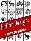 Indian Designs by Villasenor, Jean Villasenor, David Villasenor (Paperback / softback, 2003)