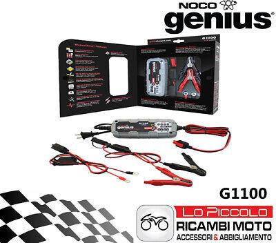 Cargador de batería de Noco Genius G1100UK 6//12V 1.1A de litio compatible