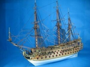 Classic-DIY-Model-Ship-Assemble-Kits-Invincible-Armada-The-San-Felipe-Warship